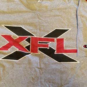 WWF XFL Vintage Shirt